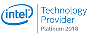 Intel Technology Provider Platinum 2016